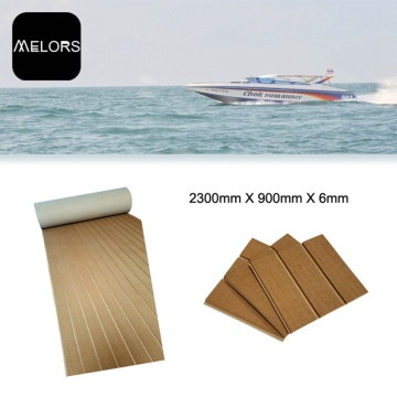 Melors Non Slip Pads Synthetic Deck Yacht Teak