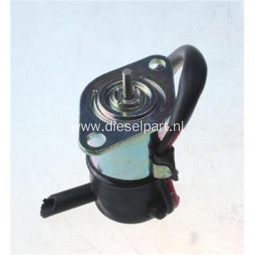 Fuel Stop Solenoid 16271-60012 for kubota Mower