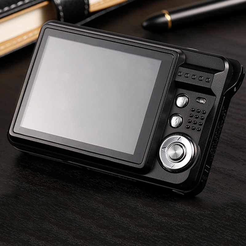 Digital Camera 21-Megapixel High-Definition Camera 720P Photo and Video One Machine Home Camera 2.7-Inch TFT LCD Display