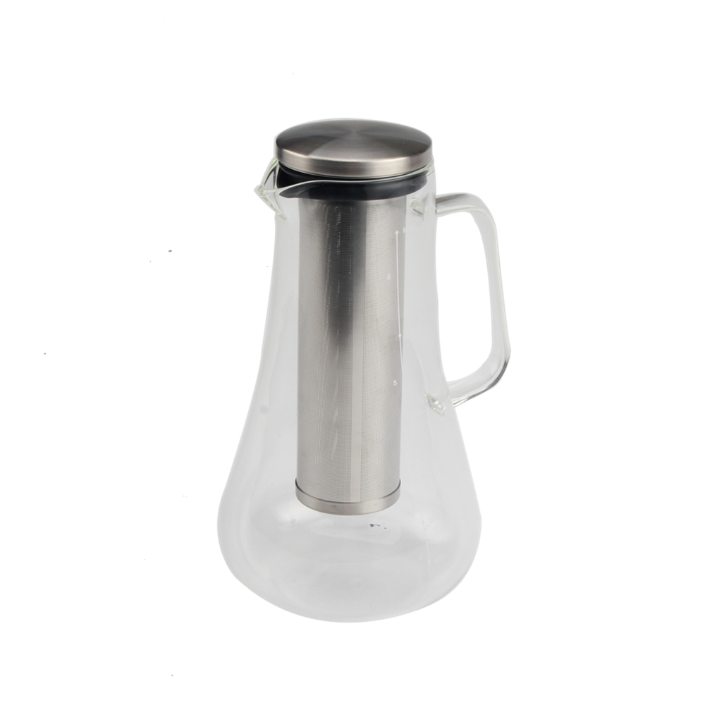Cold Brew Coffee Pot With Ss304 Infuser