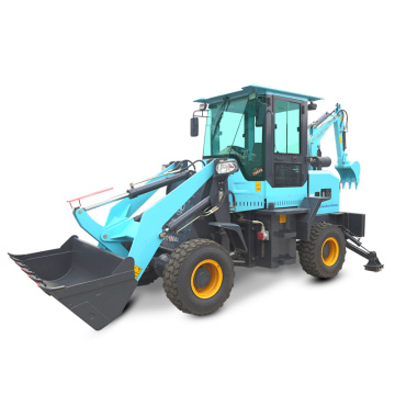 excavating loading machine price