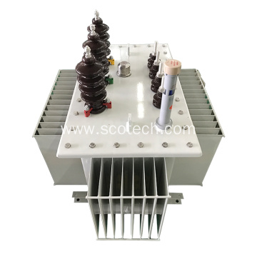 Harmonic withstand K factor rated transformer