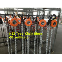 HSZ Hand Chain Block Hoist