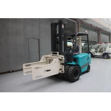 Electric Forklift With Front Double Tyre