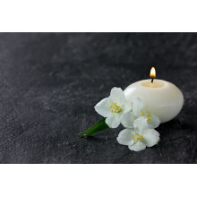 Beautiful Floating Ball Candle