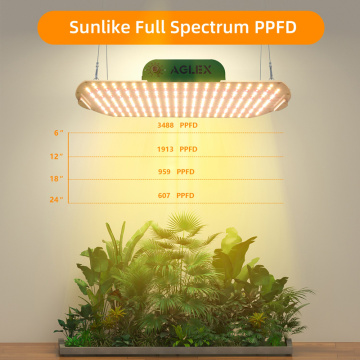 LED Grow Light Full Spectrum Hydroponic K2000