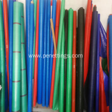 PE tarpaulin stocklot for tent usage