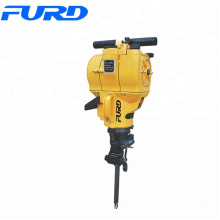 Gasoline rock breaker concrete road breaker hammer for sale (FPC-28)