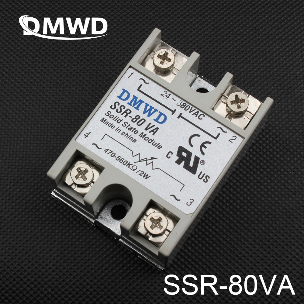 AA SSR-80 80A DMWD VA DA Industrial Solid State Relay Module SSR High quality with comfortable price DD