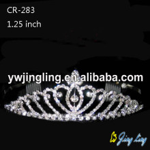 2018 Mini Rhinestone Crown Tiara