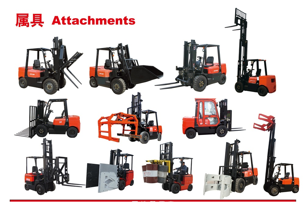 DIESEL FORKLIFT APPLICATION