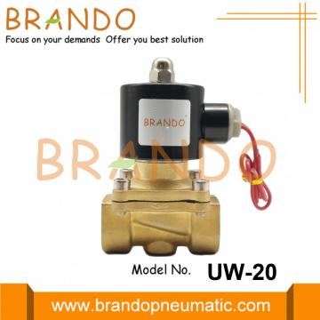 3/4'' UW-20 NBR Diaphragm Operated Solenoid Water Valves