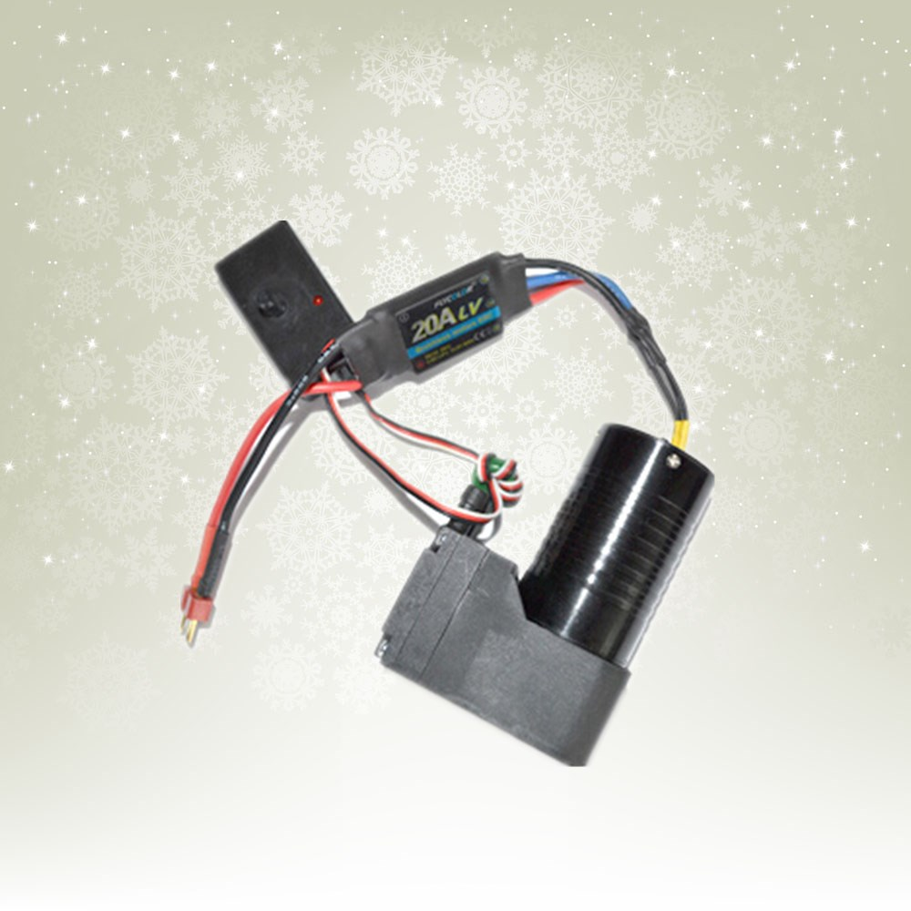 brushless dc air pump