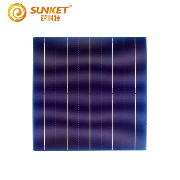 5bb polycrystalline solar cell for home kit