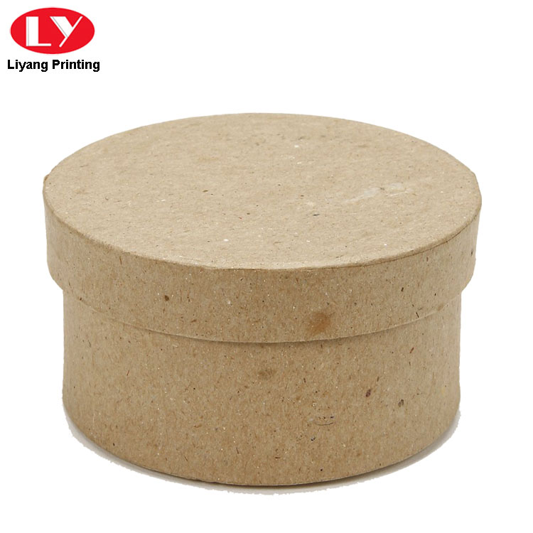 Round Box For Cookie