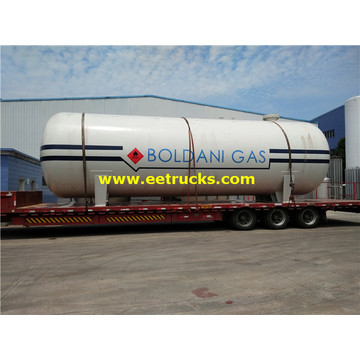 60000 Liters Liquid Ammonia Storage Vessels
