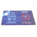 Credit Card Signal Blocking RFID Card