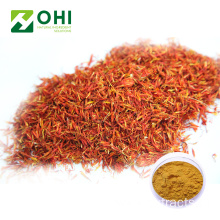 Safflower Yellow Pigment Natural Yellow Color