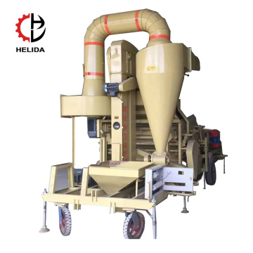 Gravity Separator Seeds Combined Cleaning Machine