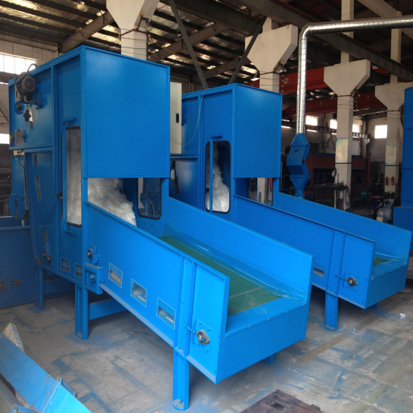 cotton fiber opening machine