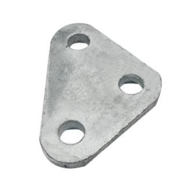 Hot-dip Galvanized Steel Triangle Steel Yoke Plate