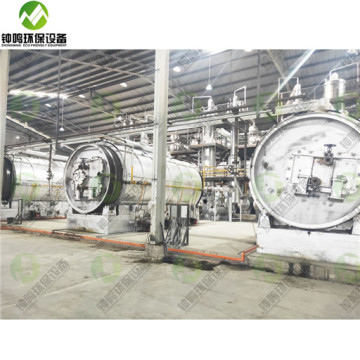 Crude Oil Waste Oil Refining Products
