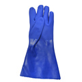 PVC Coated Heavy Duty 14-Inch Cuff Chemical Gloves
