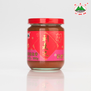 230g Garlic Chilli Sauce(Glass Jar)