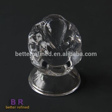 Crystal Ganesh Statue For Gift Items