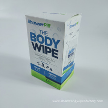 High Quality Body Wipes Wet Towel