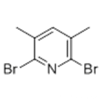 Pyridine, 2,6-dibromo-3,5-dimethyl- CAS 117846-58-9