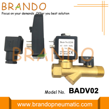 COMBO Automatic Air Compressor Drain Valve With Timer