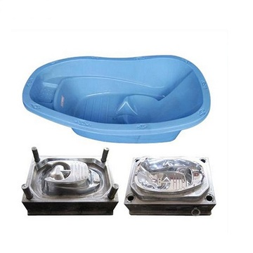 Injection Mould of Plastic Baby Bath Tub Mold