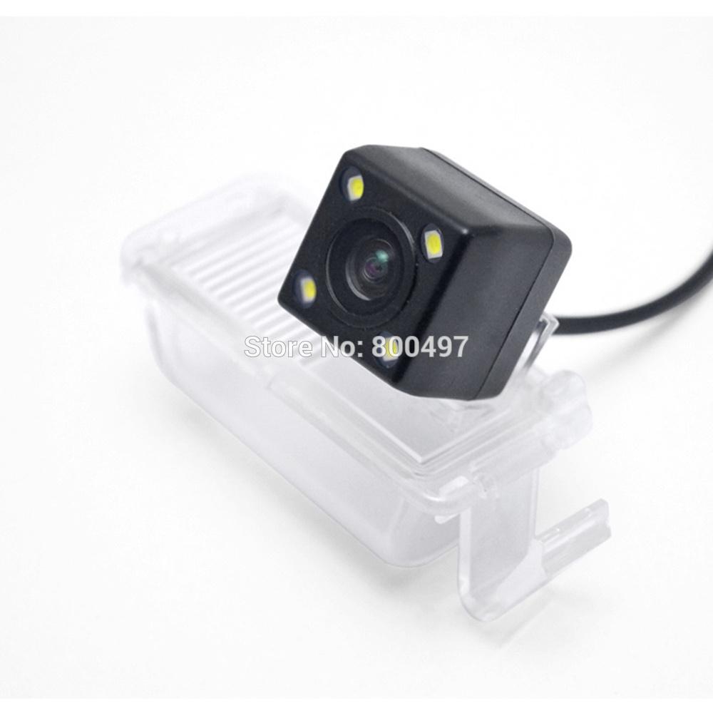 CCD HD Car Rear View Reverse Parking Camera Waterproof IP67 Night Vision Backup Camera for Chevrolet Camaro Sail Park Avenue