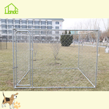 The Chain Link Dog Kennel