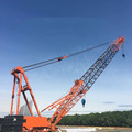 55ton Lattice Boom Crane