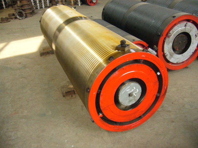 winding drum for cranes