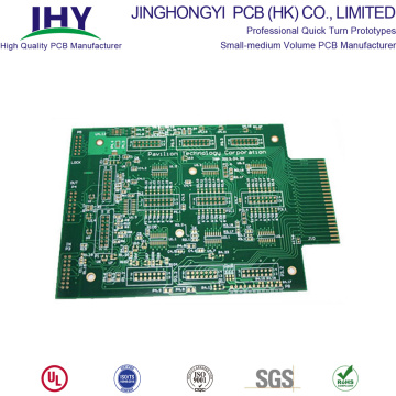 10 Layer Small Space BGA OEM PCB Manufacturing
