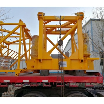 Best price new QTZ63-5013-5T tower crane