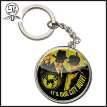 promotional Custom picture metal keychains