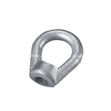 Link fitting Hot-dip Galvanized Oval Eye Nuts