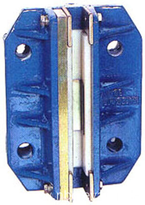 Slipper Elevator Guide Shoe For Elevator Door , PB231