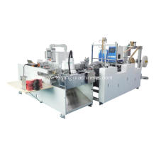 Full Auto Paper Twisted Handle Pasting Machine