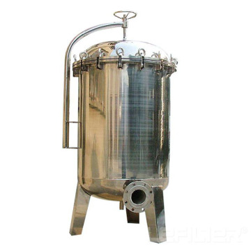 Industrial SS water security filter for mineral water