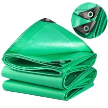 Waterproof Anti-UV  PE tarpaulin