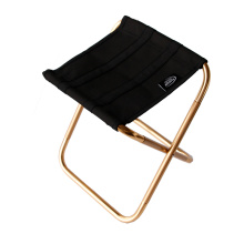 Aluminum Lightweight Outdoor Portable Folding Fishing Chair
