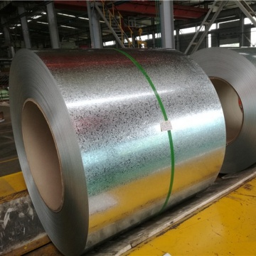 SGCC Hot Dipped Galvanized Steel GI Coils
