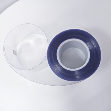 pvc transparent rigid film roll for medical blister