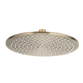 Luxury Brushed gold Brass Shower Head