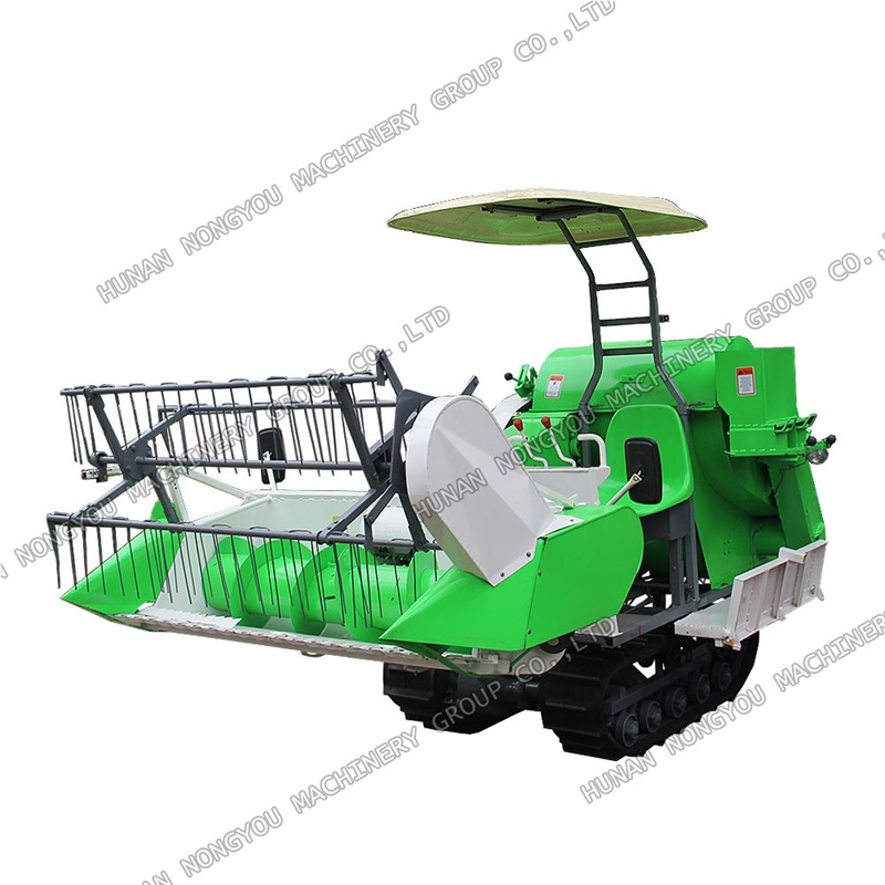 Paddy light weight-combine harvester